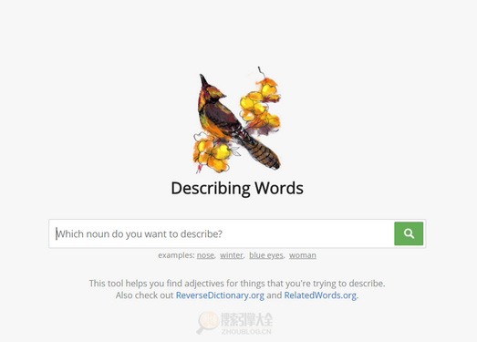 DescribingWords缂╃暐鍥�